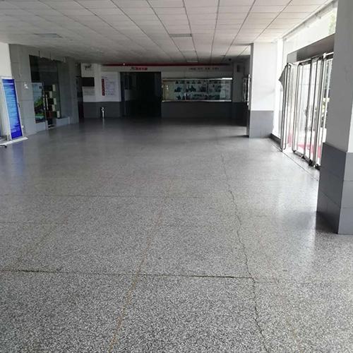 校园教学楼清洁维护
