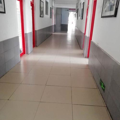 学校宿舍楼保洁